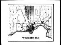 Washington Township, Piqua, Miami County 1883